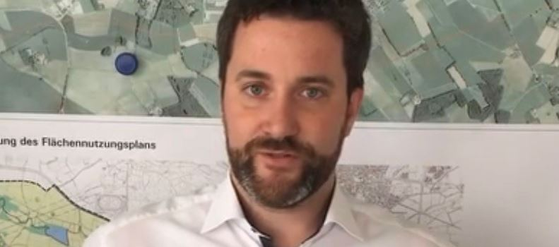 Videobotschaft Bürgermeister Marco Diethelm