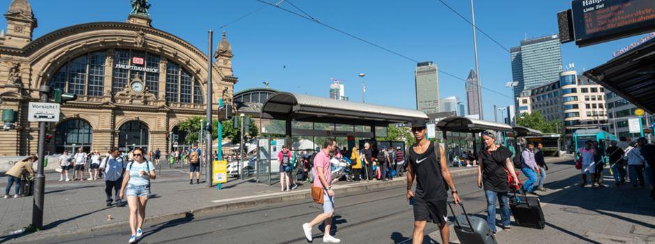 """OB Feldmann zur Hauptbahnhof-Tat: """"Ein Schatten über der Stadt"""""""