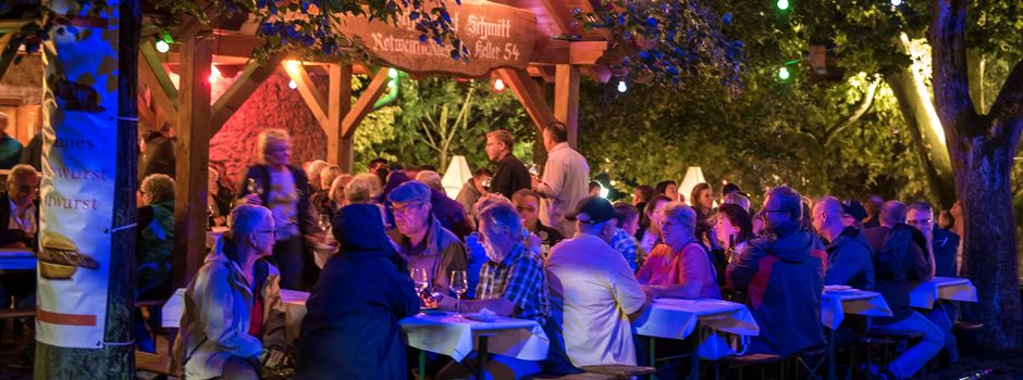 Kellerweg-Fest in Guntersblum vom 16. - 18. und 23. + 24.08.2019