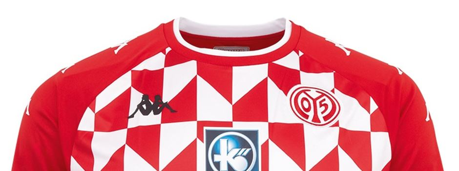 Mainz 05 präsentiert neues Heimtrikot