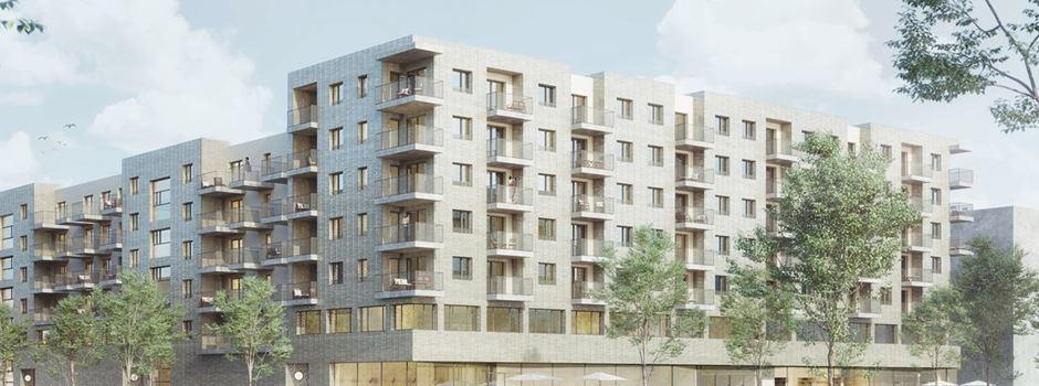 So wird das neue Schönhof-Viertel auf dem ehemaligen Siemens-Gelände