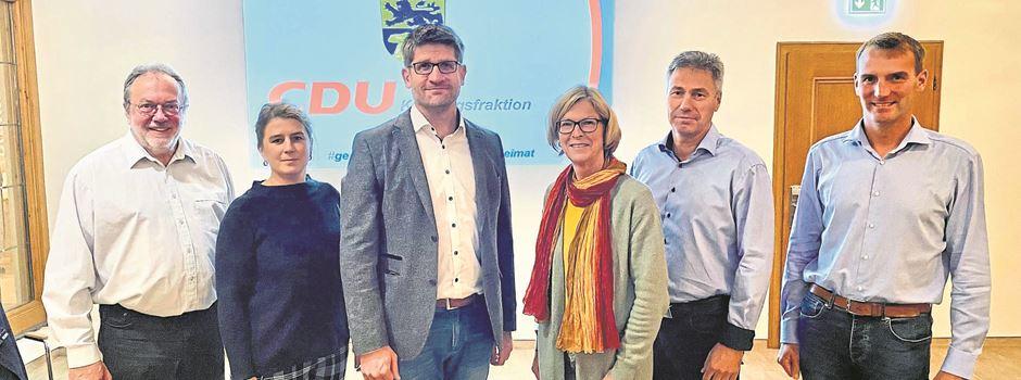 CDU Heidekreis: Neuer Fraktionsvorstand