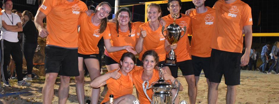 Kuschelbärenbande und Team Louie gewinnen den  Affentenniscup 2019