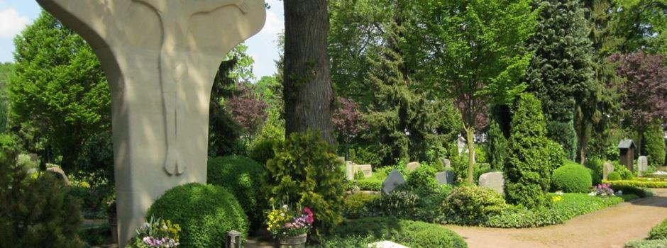 Gemeinde bietet Führung über den Friedhof in Herzebrock an
