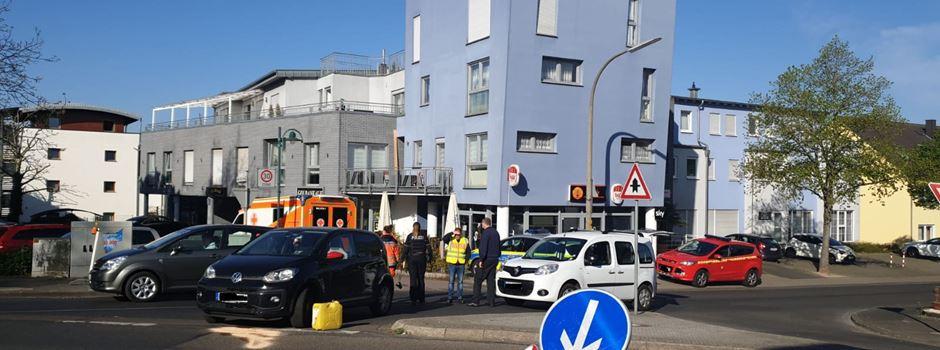 Verkehrsschild in Ranzel übersehen