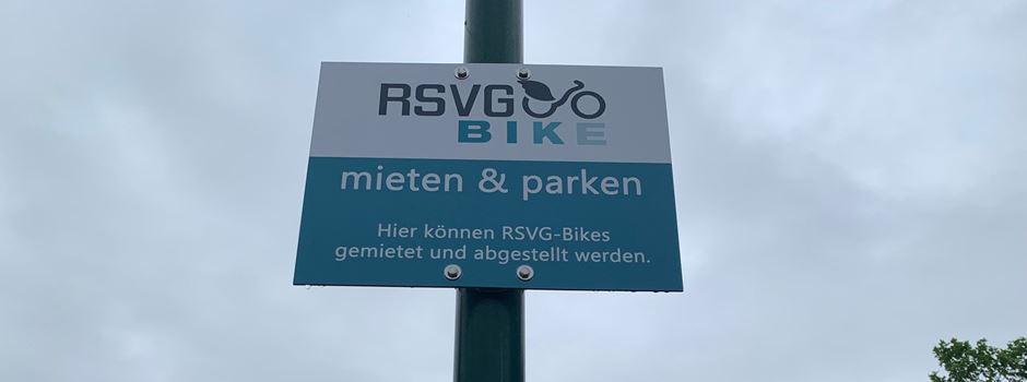 Neue RSVG-Bike Stationen in Niederkassel