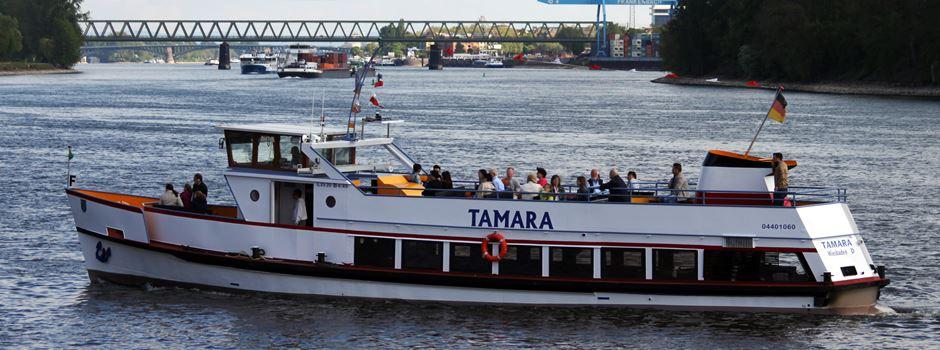 """Rheinfähre """"Tamara"""" fährt bald wieder"""