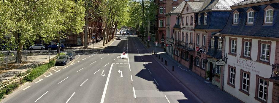 Gleich mehrere Straßensperrungen in Mainz angekündigt