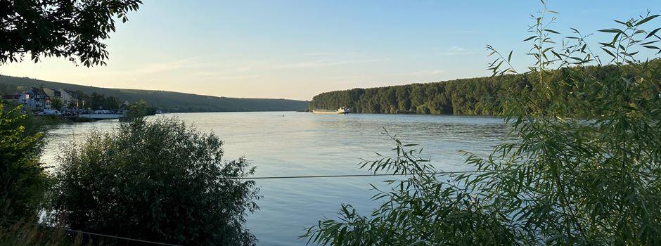 Suche ergebnislos abgebrochen – von Schwimmer in Nierstein keine Spur