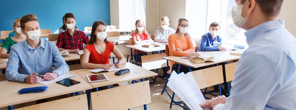 Leopoldina empfiehlt Maskenpflicht im Klassenraum