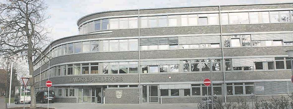 Dienstleistungsbüro im Kreishaus Soltau ab 27. April wieder geöffnet