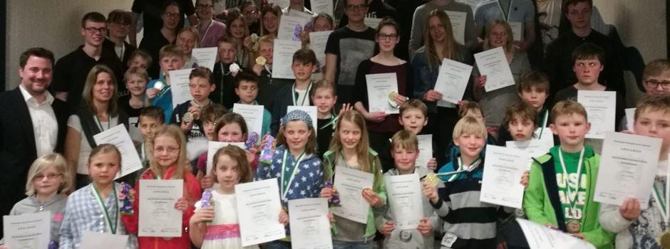 Schwimmen: Gemeindemeisterschaften 2017
