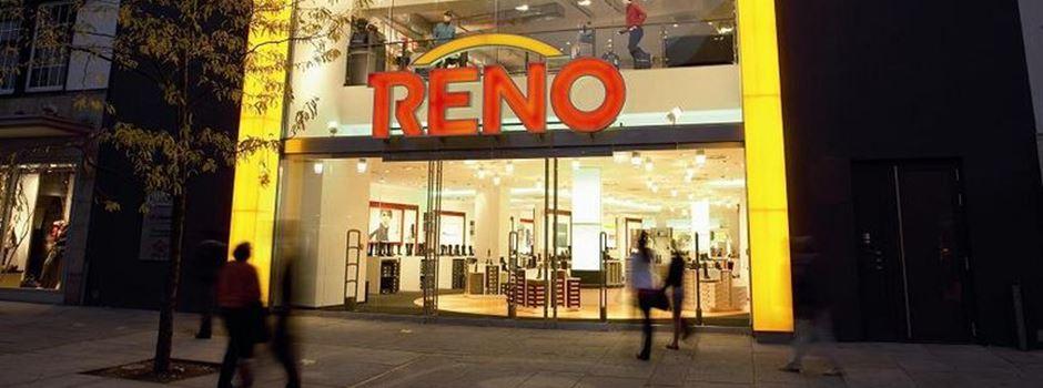 """Schuhkette """"Reno"""" zieht in Wiesbadener Innenstadt"""