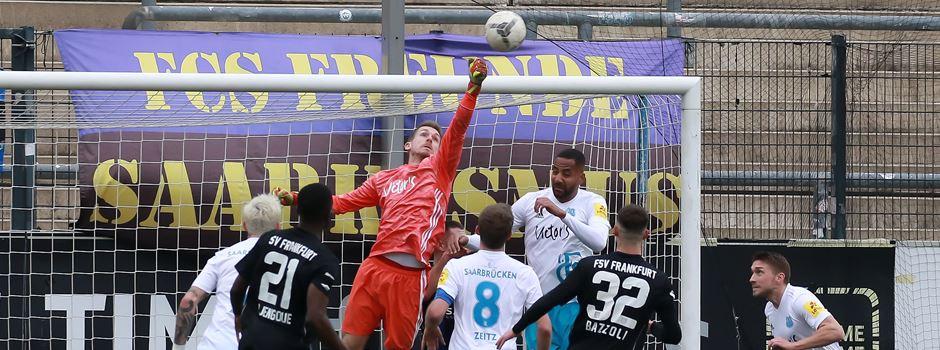 1:0! Mendler hält den 1.FC Saarbrücken auf Kurs