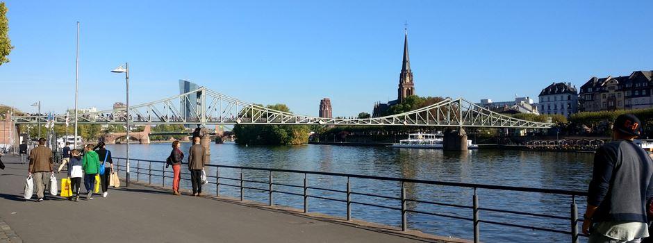 Warum es in Frankfurt immer heißer wird