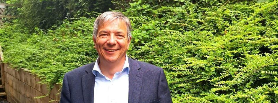 OB Gert-Uwe Mende zieht Fazit nach ersten Wochen im Amt