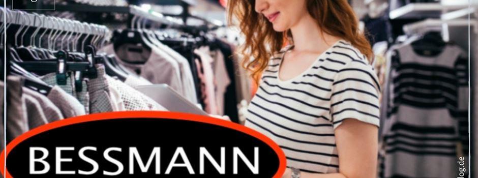 Stellenanzeige: Bessmann sucht Allrounder/in für die Nachsortierung