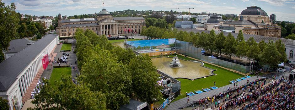 Erste Wiesbadener Großveranstaltung darf im September mit Zuschauern stattfinden