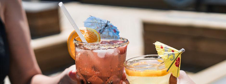 Sonnenterrassen – 5 Spots, um draußen Drinks zu genießen