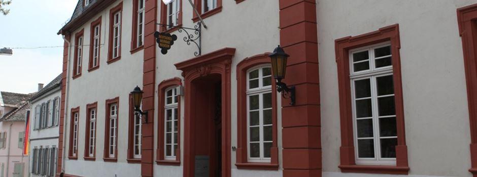 Weinbaumuseum in Oppenheim öffnet in Kürze wieder