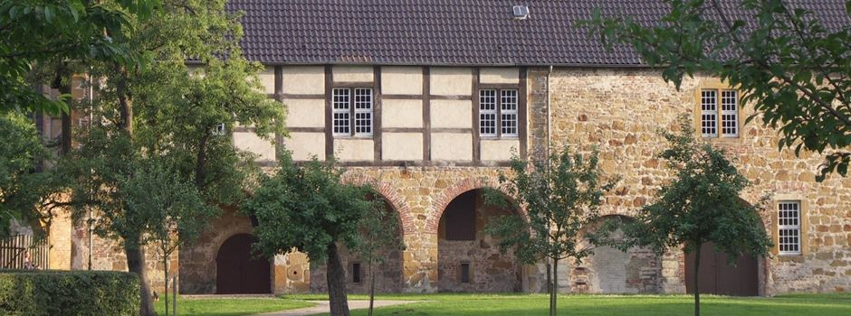 Literatur und Musik im Klostergarten erleben