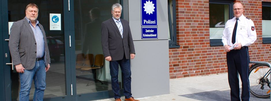 Zunehmende Gewalt gegen Polizisten