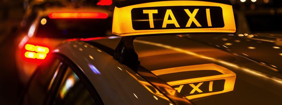 Mehrere Angriffe auf Wiesbadener Taxifahrer am Wochenende