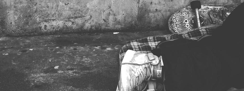 Ausgangssperre: 50 Euro Strafe für Wohnungslosen?
