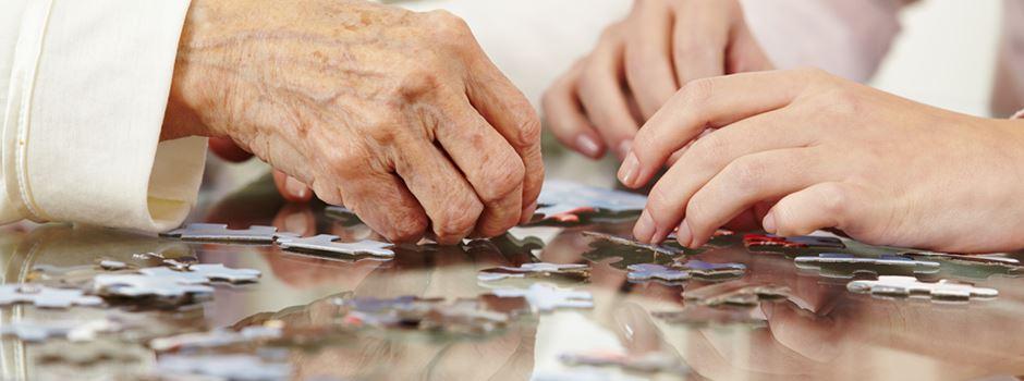 Seniorenzentrum sucht CDs, Puzzles und Spiele für Bewohner
