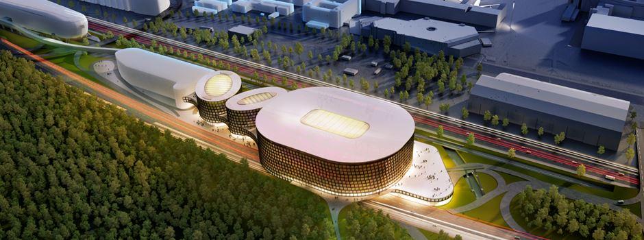 """Entsteht am Flughafen bald die """"modernste Halle der Welt""""?"""