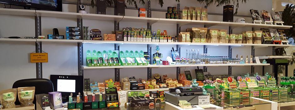 DCI Cannabis-Institut eröffnet Hanfladen in Augsburg