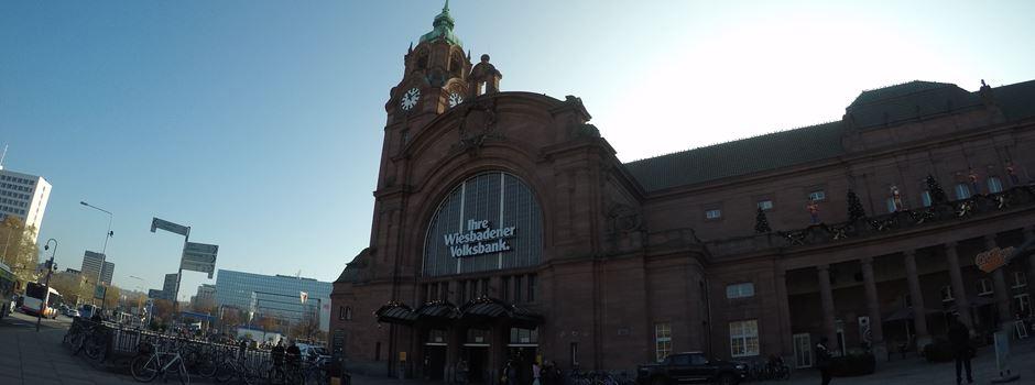 Bushaltestelle am Hauptbahnhof wird verlegt