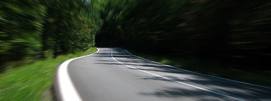 Geschwindigkeitskontrolle Tecklenburger Weg