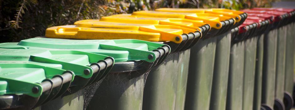 Gericht: Gelbe Tonne darf in Mainz vorerst nicht eingeführt werden