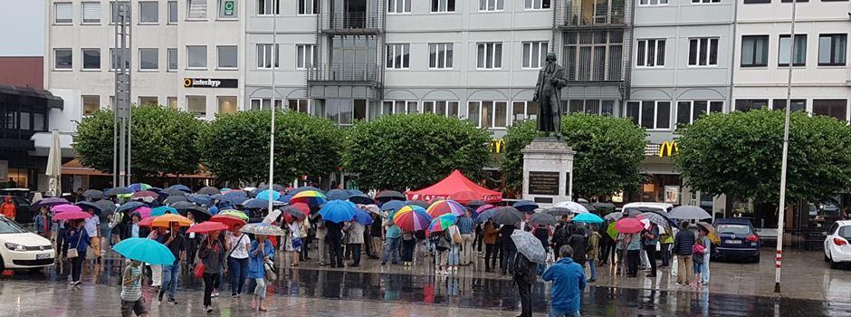 Fall Susanna: Mahnwache und Gedenkveranstaltung in der Altstadt