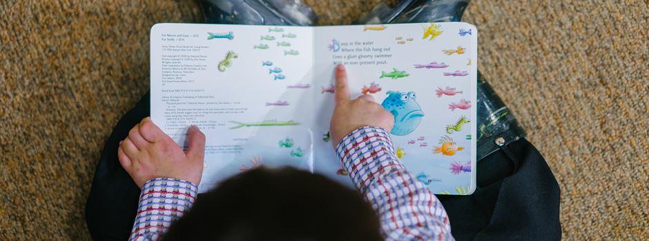 Warum Vorlesen Kinder zu besseren Menschen macht