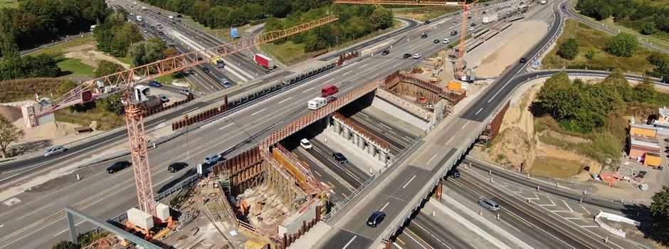 Kommt es durch Corona zu Verzögerungen an den Autobahn-Baustellen?