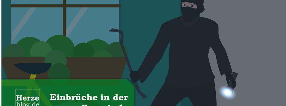 2 Einbrüche: Einfamilienhaus in Clarholz und Friseursalon in Herzebrock