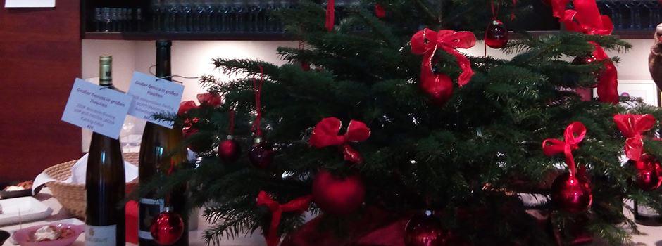 Adventsverkostung bei Spanier-Gillot