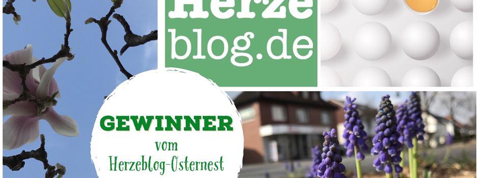 Gewinner Herzeblog-Osternest