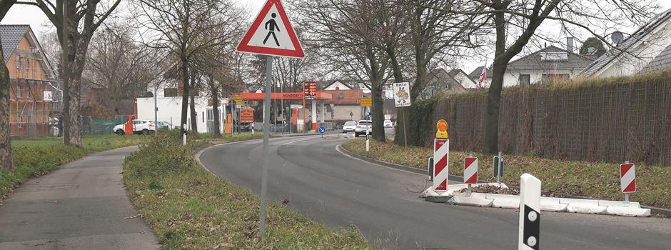 Neue Fahrbahnerhöhungen für Niederkassel