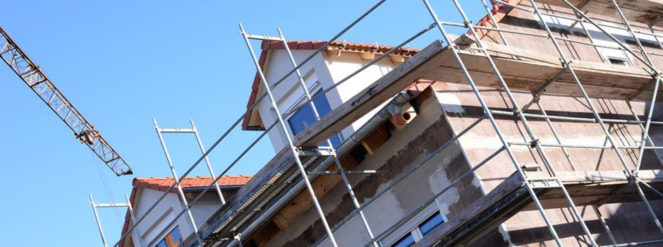 In Schierstein entstehen bald 265 neue Wohnungen