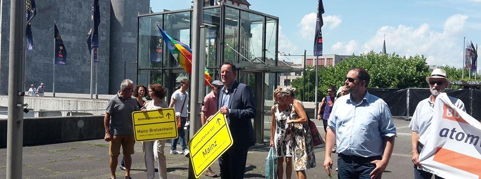 Mainz setzt ein Zeichen für den Frieden