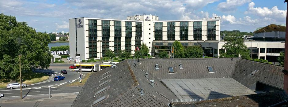 """""""Hilton""""-Lieferung sorgt für Verkehrsprobleme"""