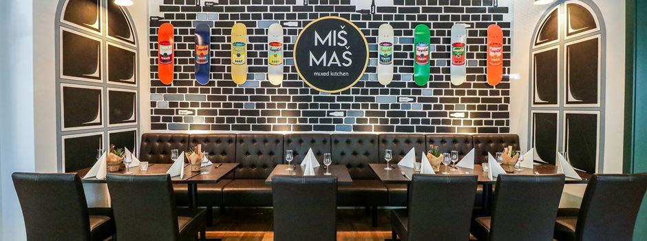 """Mischmasch im """"Miš Maš"""": Neues Restaurant in der Dotzheimer Straße"""