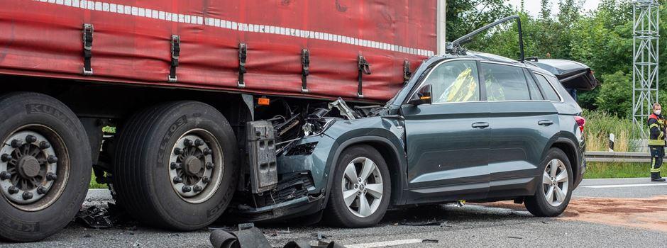 Tödlicher Unfall am Schiersteiner Kreuz