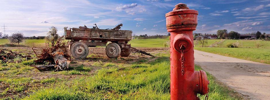 Freiwillige Feuerwehren überprüfen rund 800 Hydranten in Schneverdingen
