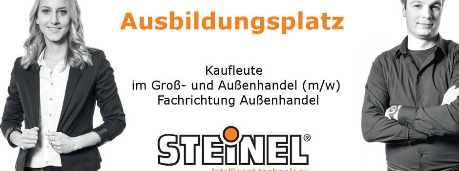 Steinel bietet Ausbildungsplatz für Kaufleute im Groß- und Außenhandel (m/w) für 2017 an