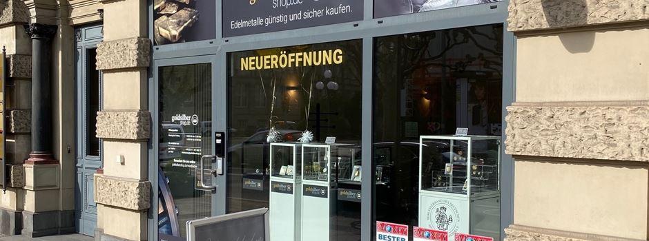 Die Wilhemstraße glänzt heller denn je – mit dem neuen GoldSilberShop.de