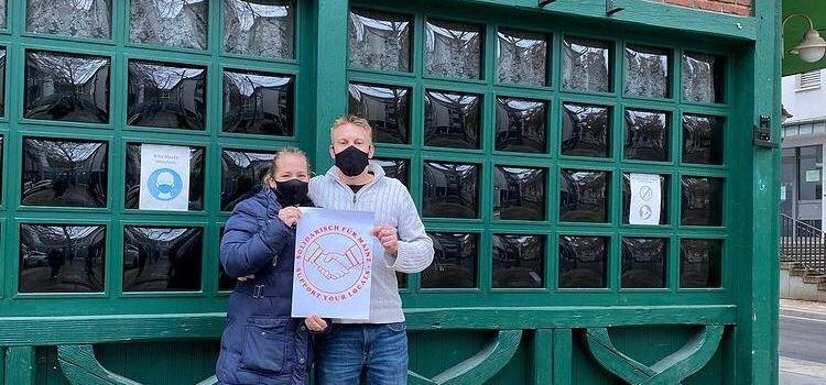 05-Fans sammeln Spenden für Mainzer Gastronomen